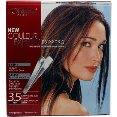 L Oreal Men Expert Excell 5 Brush In Hair Colour Natural Black Duo