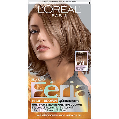 L'OréalFeria Hi-Lift Browns Hair Color