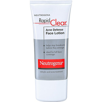 Neutrogena Acne Defense Face Lotion