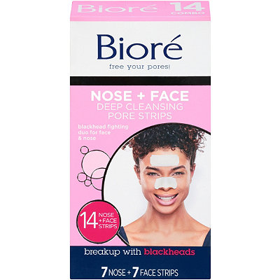 Bioré Combo Pack Deep Cleansing Pore Strips