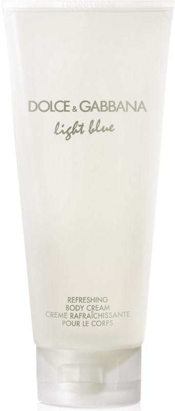 Dolce Amp Gabbana Light Blue Refreshing Body Cream Ulta Beauty