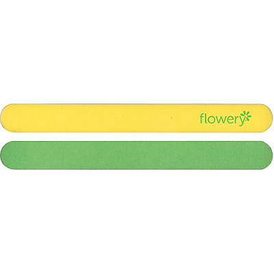 Flowery Lemon Lime Nail File
