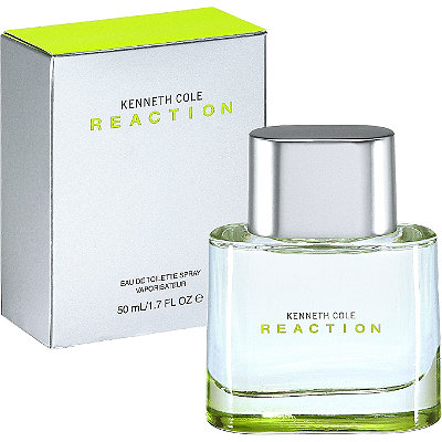 Kenneth Cole New York Reaction for Men Eau de Toilette Spray