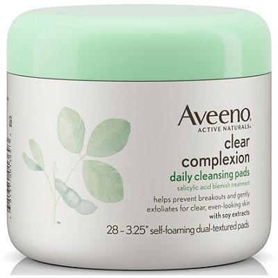 Aveeno Daily Cleansing Pads