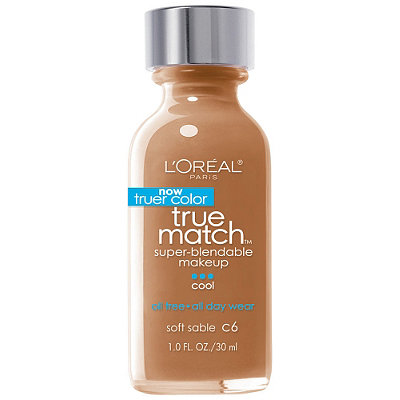L'Oréal True Match Super Blendable Makeup