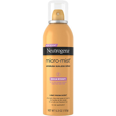 NeutrogenaMicro-Mist Airbrush Sunless Tan
