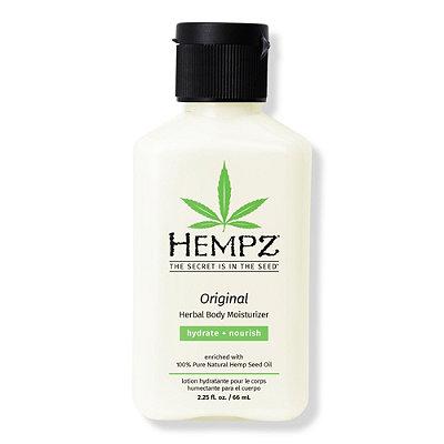 Travel Size Original Herbal Moisturizer