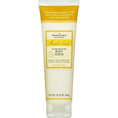 AromafloriaMuscle Soak Sugar Salt Glow Body Scrub