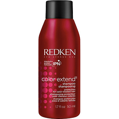 Travel Size Color Extend Shampoo
