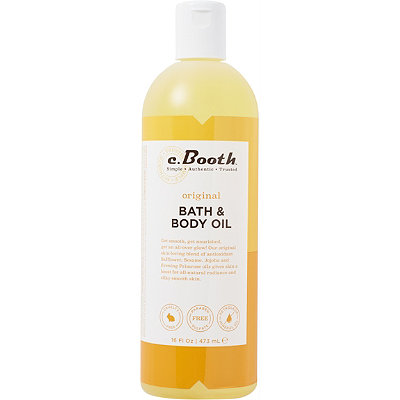 C. Booth Original Bath %26 Body Oil