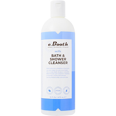 C. BoothMilk Bath & Shower Cleanser