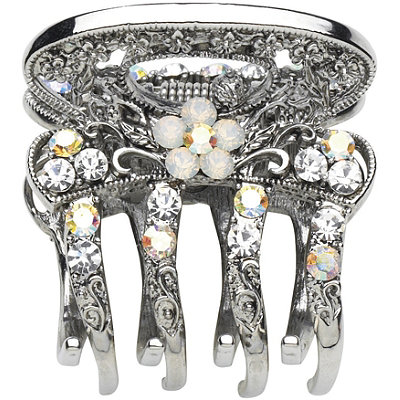 Karina French Couture Decorative Mini Claw Clip