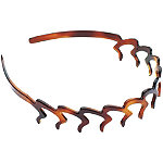 Tort Headband with Twig Grooves