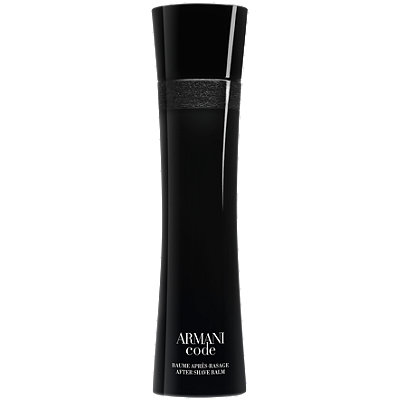 Armani Code For Him Aftershave Lotion