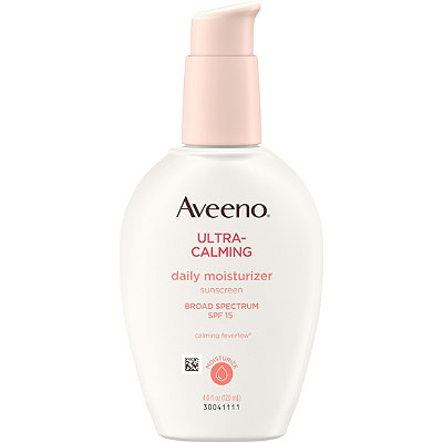 Aveeno Ultracalming Moisturizer SPF 15