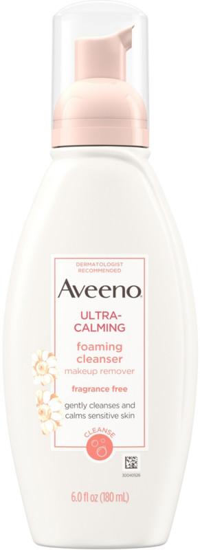 Ultra-Calming Foaming Cleanser