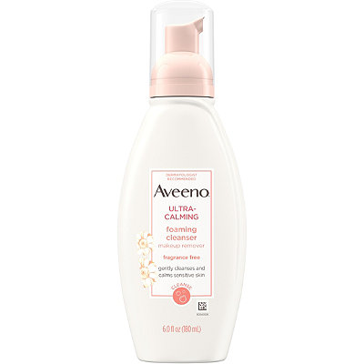 AveenoUltra-Calming Foaming Cleanser