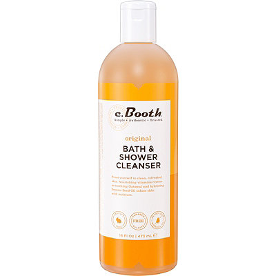 C. Booth Original Bath & Shower Cleanser