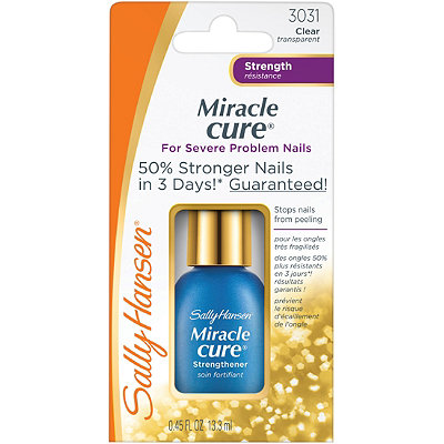 Sally HansenMiracle Cure For Severe Problem Nails