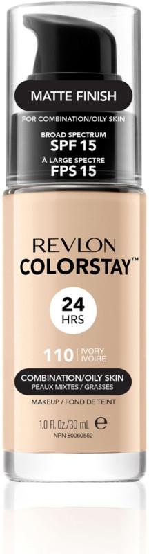 Revlon Colorstay Makeup For Combooily Skin Ulta Beauty