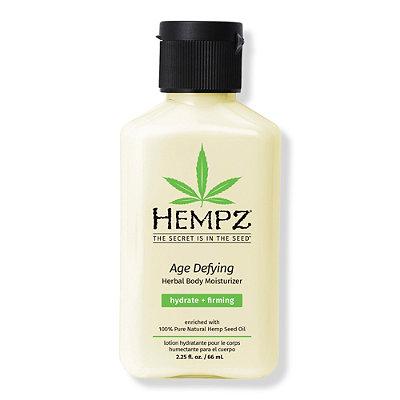 HempzTravel Size Age Defying Herbal Body Moisturizer