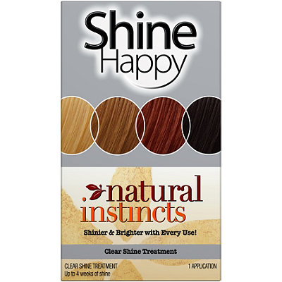 Clairol Shine Happy Clear Shine Treatment