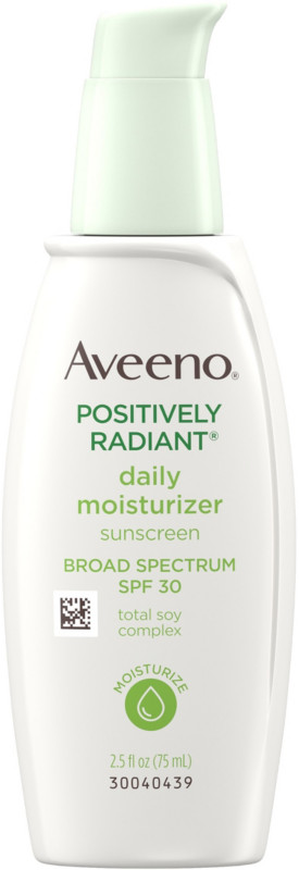 Positively Radiant Daily Moisturizer SPF 15 by Aveeno