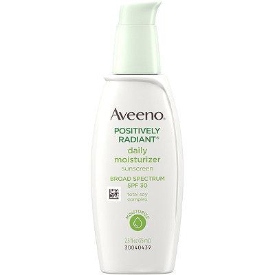 AveenoActive Naturals Daily Moisturizer SPF 30