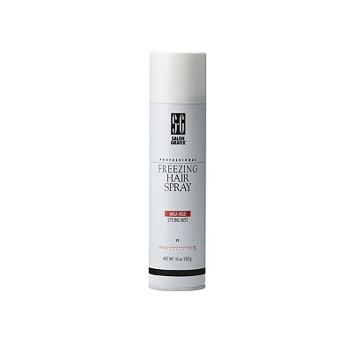 Salon Grafix Freezing Hairspray Mega Hold