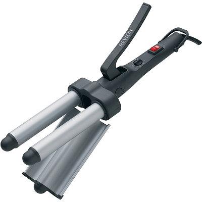 curling irons revlon perfect heat jumbo 3 barrel waver ulta cosmetics fragrance salon