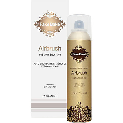 Fake Bake Air Brush Instant Self-Tanning Spray