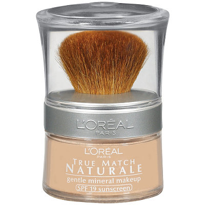 L'Oréal True Match Naturale Powdered Mineral Foundation SPF 19