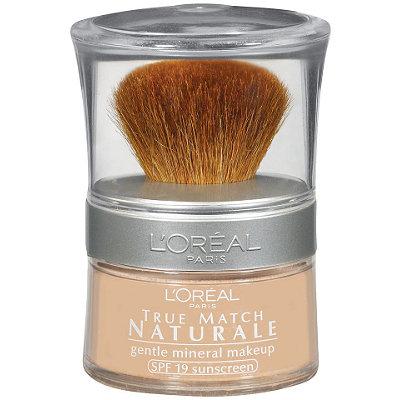 L'OréalTrue Match Naturale Powdered Mineral Foundation SPF 19