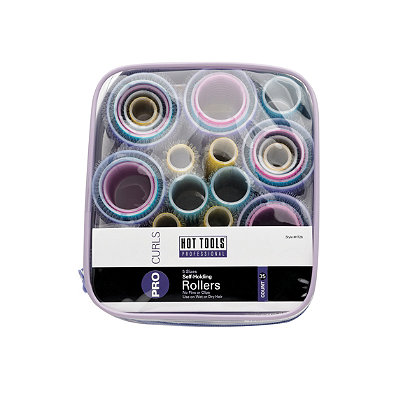 Hot Tools Self-Holding Rollers Assorted Size