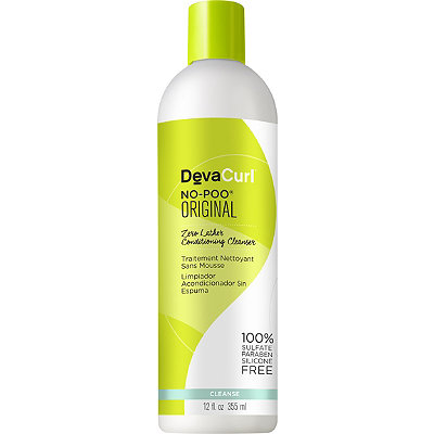DevaCurlNo-Poo Original Zero Lather Conditioning Cleanser