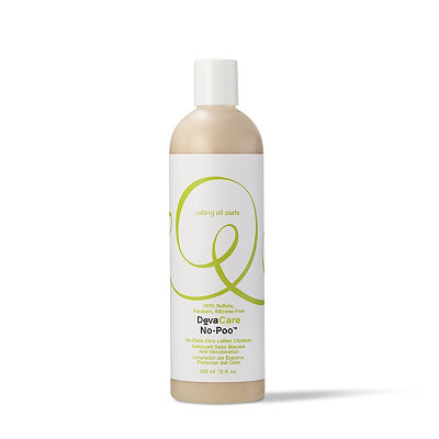DevaCurl DevaCare No-Poo No Fade Zero Lather Conditioning Cleanser