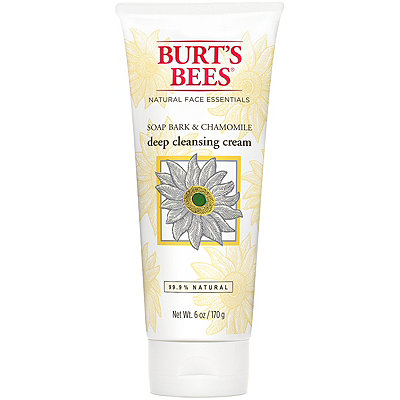 Burt's BeesSoap Bark and Chamomile Deep Cleansing Cream