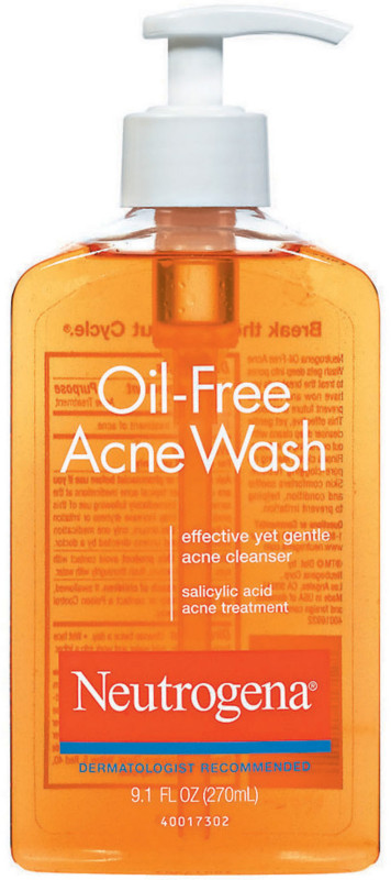 Oil-Free Acne Wash | Ulta Beauty