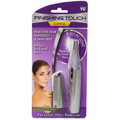 Lumina Finishing Touch Personal Hair Remover
