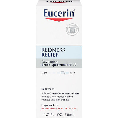 Eucerin Sensitive Skin Redness Relief Daily Perfecting Lotion