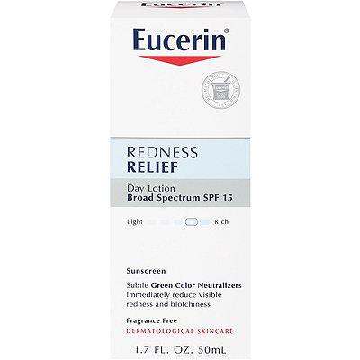 EucerinRedness Relief Day Lotion Sunscreen SPF 15