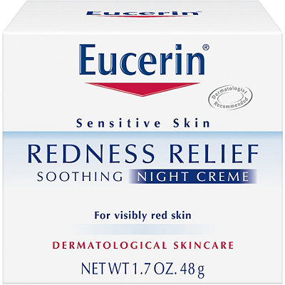 EucerinSensitive Skin Redness Relief Soothing Night Creme