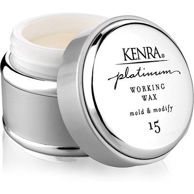 Kenra Professional Platinum Working Wax 15
