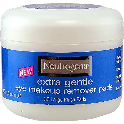 NeutrogenaEye Makeup Remover Pad