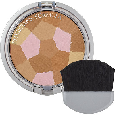 Powder Palette Multi-Colored Bronzer