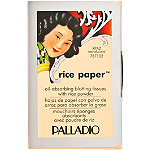 Oil Absorbing Rice Paper Tissues with Rice Powder