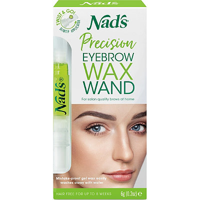Nads Natural Natural Hair Removal Gel Facial Wand