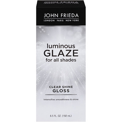 John Frieda Luminous Color Glaze Clear Shine