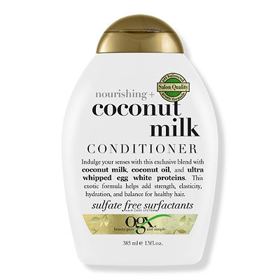 Image result for OGX Nourishing Coconut Milk