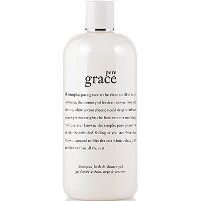 Philosophy Pure Grace Perfumed Shampoo%2C Shower Gel %26 Bubble Bath